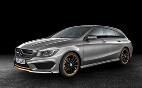 Картинка фон, Mercedes-Benz, мерседес, AMG, универсал, CLA-Class, X117