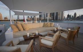 Картинка дизайн, стиль, интерьер, яхта, люкс, SILVER ZWEI, super mega luxury motor yacht