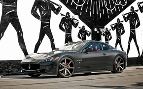 Картинка Maserati, Машины, мазерати