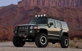Картинка concept, Hummer, moab