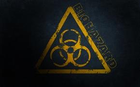 Картинка biohazard, знак биологической опасности, знак опасности, биологическая опасность