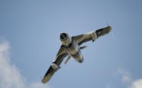 Картинка airplane, avaitioon, Mikoyan-Gurevich MiG-17