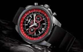 Картинка Часы, Watch, Breitling, Supersport, Chronograph, Light Body, Breitling for Bentley