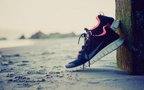 Картинка песок, Nike, Powerlines