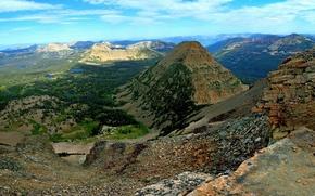 Картинка Юта, США, Utah, Скалистые горы, Rocky Mountains