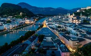 Картинка Австрия, Salzburg, Зальцбург