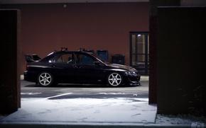 Картинка машина, авто, Mitsubishi, Lancer Evolution