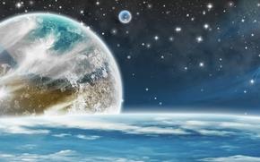 Картинка Star, magic, planets