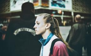 Картинка city, lost, girl