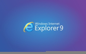 Обои wallpapers, Internet explorer, Hi Tech