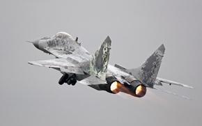Картинка оружие, самолёт, MiG-29AS