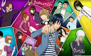 Картинка anime, manga, Bakuman