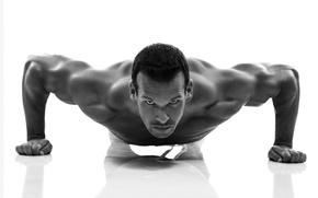 Картинка men, fitness, pushups