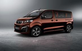 Обои Peugeot, пежо, тревеллер, Traveller