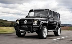 Картинка Mercedes-Benz, мерседес, гелик, гелендваген, G-Class, бенц, W463, Hofele Design