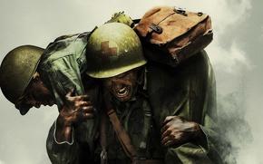 Картинка battlefield, soldier, smoke, war, cross, dust, man, america, fight, Andrew Garfield, helmet, uniform, combat, seifuku, ...