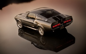 Обои eleanor, musclecar, mustang gt500