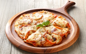Картинка сыр, куски, пицца