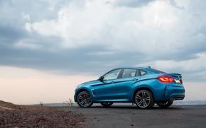 Картинка бмв, BMW, паркетник, F16, 2015, ZA-spec
