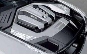 Картинка BMW, engine, Active Hybrid