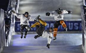 Картинка прыжок, гонка, спорт