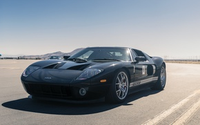 Картинка Ford, Black, GT