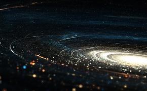 Картинка вселенная, ThoughtWeaver, Stellar Edge