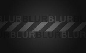 Обои стиль, минимализм, буквы, чёрный, слова, блур, blur, дизайн