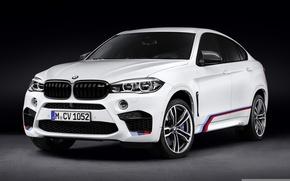 Обои F16, 2015, Performance Accessories, X6 M, BMW, бмв