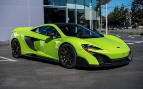 Картинка McLaren, Green, san francisco, 675LT, Napier, 5365
