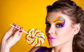 Картинка colors, candy, makeup
