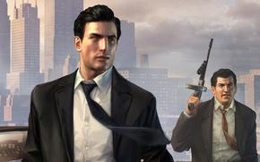 Картинка Игры, Mafia 2, Vito Scaletta, Joe Barbaro, Game