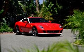 Картинка феррари, GTB, 599, 2011. Pininfarina. Ferrari