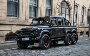 Обои Land Rover, Defender, ленд ровер, дефендер, Project Kahn