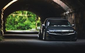 Картинка перед, Honda, Accord, тунель