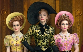 Картинка Anastasia, Золушка, Cinderella, Cate Blanchett, Holliday Grainger, мачеха, Sophie McShera, Drizella