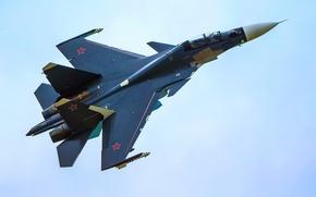 Обои небо, Su-30SM, Су-30СМ