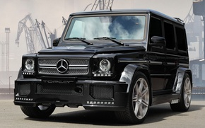 Обои SPYRIDON, Hamann, AMG, G 63, Mercedes-Benz