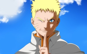 Картинка game, Naruto, sky, anime, ninja, hero, asian, manga, shinobi, japanese, Naruto Shippuden, Uzumaki Naruto, oriental, …