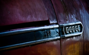 Картинка car, logo, old, rust