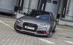 Картинка Audi, ауди, универсал, Avant, Prior-Design, RS 6, PD600R