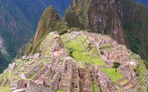 Картинка Перу, мачу пикчу, город инков, древние цивилизации