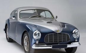 Картинка ретро, красота, олдтаймер, спортивный автомобиль, Ferrari 166 Inter Berlinetta Stablimenti Farina