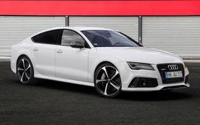 Картинка Audi, Sportback, 2013, RS7
