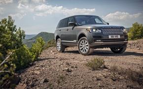 Картинка Land Rover, Range Rover, ленд ровер, рендж ровер