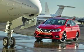 Обои сентра, Sentra, ниссан, Nissan