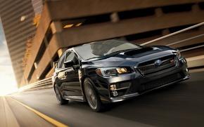 Обои STI, субару, Subaru, WRX