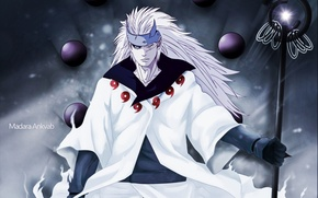 Картинка Наруто, Naruto, Akatsuki, Madara, naruto shippuden, Manga, Madara Uchiha, Мадара, Клан учиха, Клан учиха.Obito, Учиха …