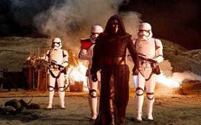 Картинка episode VII, Звёздные войны-7, Пробуждение Силы, Star Wars - The Force Awakens