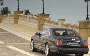 Обои купе, Bentley, Brooklands, премиум класс